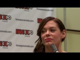 Rose McGowan Q&A - Day 4 Fan Expo Canada August 26, 2012 (Part 2 of 4) 2