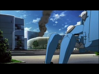 TV | Ghost in the Sheel: Stand Alone Complex 2nd GIG | Призрак в доспехах: синдром одиночки (TV-2) 15/26 (озвучка)