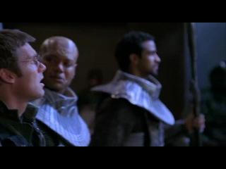 Звёздные врата SG-1 4 серия 7 сезона