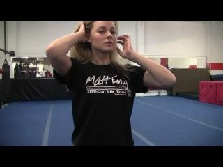 Ники Стэнли - Каратистка и Трюкачка. Чемпионка мира по карате и кикбоксингу.Начинающая спортсменка по воздушной акробатике.