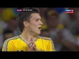 Чемпионат Европы. Евро-2012. 1-й тур. Группа D. Украина – Швеция – 2:1