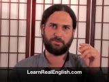 Learn real english rule 5 :)