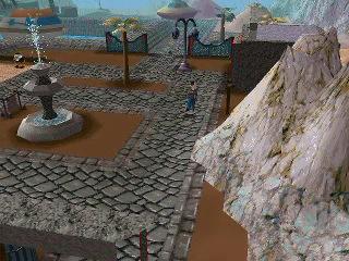Little Big Adventure 2 - Speedrun Segment1 Part1