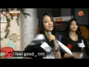 120904 EXID - I Feel Good @ Sonbadak TV