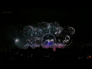 Встреча нового 2012 года в Лондоне!