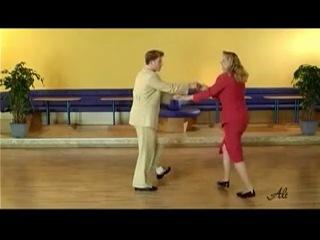 Буги-вуги танец — видео урок [video-dance.ru]№8