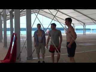 1 часть Знакомство и общение с образом  танца. Селигер 2011!