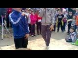 ГАЗ51 на Дне Города в Кандалакше 25.05.2013 (Отрывок выступления)
