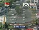 Формула 1 Гран При Монако 6 этап из 16 сезон 1993