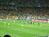 Англия-Швеция. Олоф Мельберг (1-1)