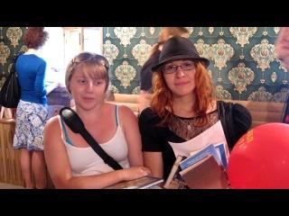 Лиза и Лена о Книжном