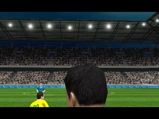 3D гол Данко Лазовича в матче