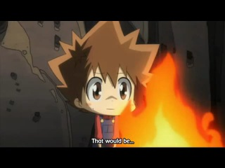 Monster Tamer Tsuna 6 of 17