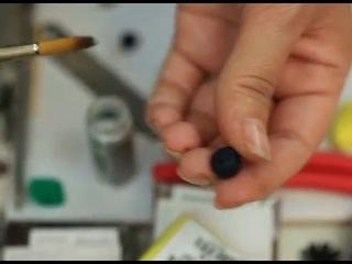 Мастер-класс - полимерная глина, скрап и декупаж.
