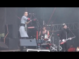 IAMX - My Secret Friend (Sziget 2009)