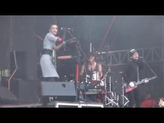 IAMX - My Secret Friend (Sziget 2009)
