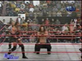 WCW NITRO 18.09.2000 - Титаны Рестлинга на канале ТНТ / Николай Фоменко