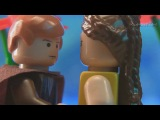 Самая быстрая и самая смешная история Star Wars в LEGO - Часть 2