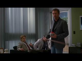 Доктор Хаус. House M. D. 3 сезон 4 серия. Озвучка LostFilm
