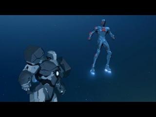 Железный человек: Приключения в броне.Iron Man: Armored Adventures.2x07