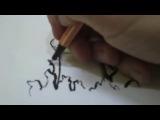 Как нарисовать 3д рисунок