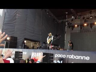 30 Seconds To Mars The Kill live at Maxidrom 12 06 2013 part 1