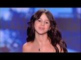 Девочка удивила всех на конкурсе талантов во Франции