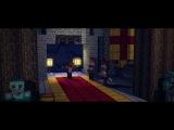 Майкрафт видео анимация 1 часть «Fallen Kingdom» - Coldplay's Viva la Vida