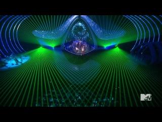 Pitbull feat. Ne-Yo, Afrojack & Nayer - Give Me Everything Tonight (Live MTV VMA 2011)