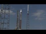Запуск геостационарного спутника GEO-1 инфракрасной системы космического базирования SBIRS (Space Based Infrared System)