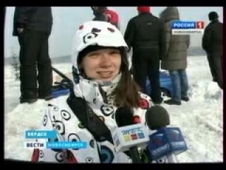 В Бердске завершился чемпионат Сибири по гонкам на льду среди автомобилистов-любителей