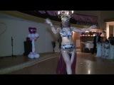 Мелина. Танец со свечами на голове