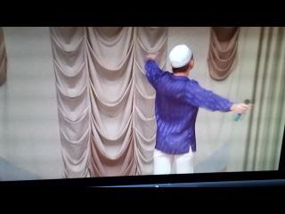 Татарский концерт. Поет Сергей Креницин. ДК ВОС. Юбилей у Сахабиевой Альфии 15.10.2010