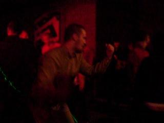 Vinyl Birthday Party Allnighter - Skinhead A Bash Them@7Luza 2011