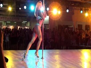 ахиренный pole dance!!!! Ольга Кода