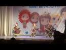 конкурс хрустальное сердце. цыганский танец