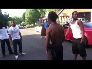 Разборки в черном квартале