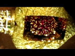 Сердце из драгоценных камней.Оно бьётся! Музей драгоценностей Сальвадора Дали.