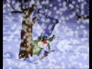 Огги и Тараканы - Рождественское Перемирие (A Truce for Christmas/La Trêve de Noël) 1-59