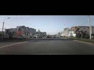 Авария на Жукова г. Омск