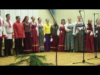 народный хор КазГУКИ- Сонце нызенько