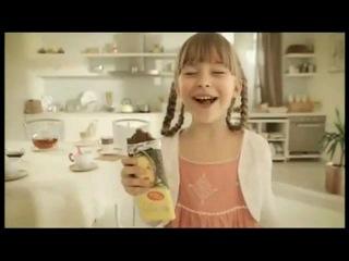 Как должна была выглядеть реклама - шоколад