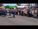 Проходження урочистим маршем ФПМ НУДПСУ 09.05.2013!