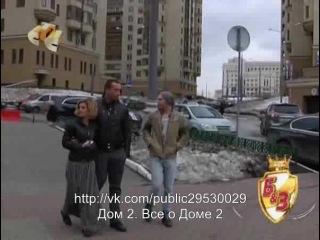 Ксения Бородина и Михаил Терехин в программе Богатые и знаменитые (12.04.2012 г.)