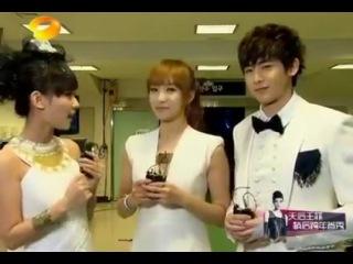 111231 Khuntoria interview On Hunan TV
