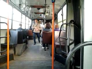 Московский Автобус №219 Икарус-280 №13163 19.09.2011