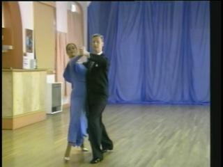 Техника бальных танцев от Маркуса и Карен [video- » Freewka.com - Смотреть онлайн в хорощем качестве
