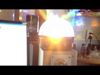 Cветомузыка 18W-24W 480 LED Magic