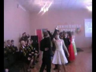 Посвящение в кадеты моя постановка Кадетского вальса 2009 годБез названия