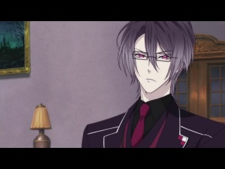 Diabolik Lovers / Возлюбленные Дьявола - 1 серия | Frenky, Nuriko & Metacarmex [AniLibria.Tv]